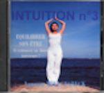 CD de meditación guiada. La Intuición nº 3