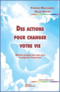Libro Des actions pour changer votre vie